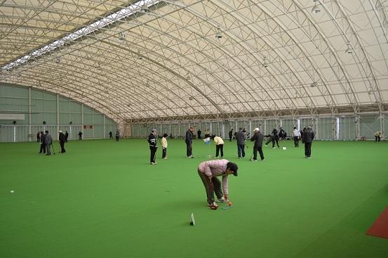 グラウンドゴルフ大会2