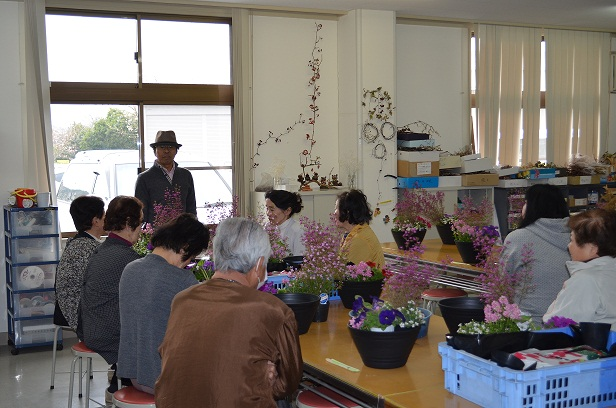 園芸教室1