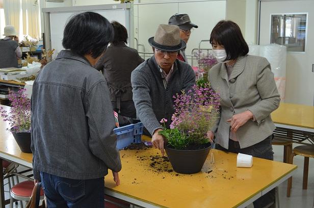 園芸教室2