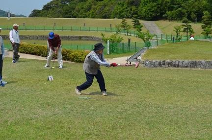 グラウンドゴルフ大会-2